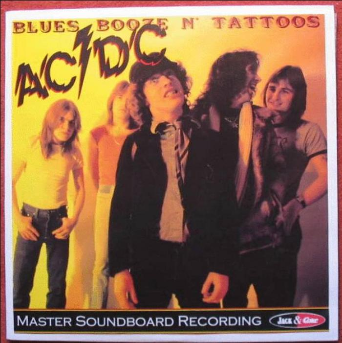 Acdc booze blues n tattoos